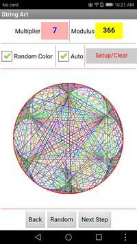 String Art and Cardioid Explorer screenshot 3