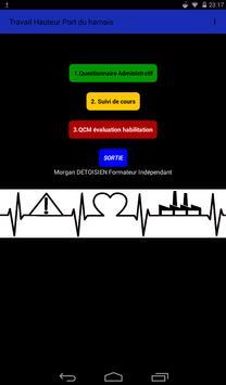Support Formation B0/H0V cc Morgan Detoisien poster