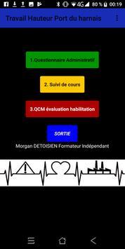Support Formation B0/H0V cc Morgan Detoisien screenshot 1