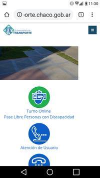 Transporte Chaco screenshot 2