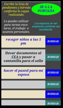 BLOC NOTAS RÁPIDAS Y SENCILLAS DEL DÍA A DÍA screenshot 1