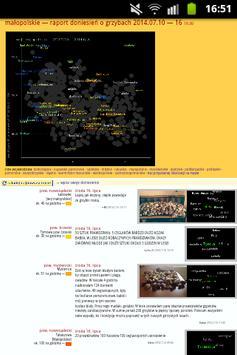 grzyby.pl na grzyby atlas przyjaciel grzybiarza screenshot 5