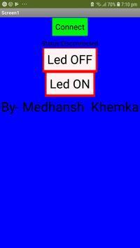 Arduino Led Controller screenshot 1