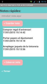 Notes screenshot 5