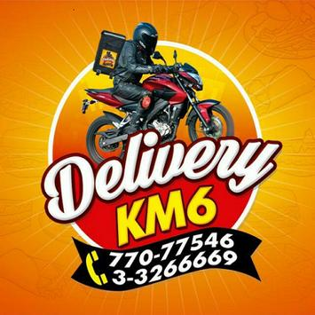 Delivery Km6