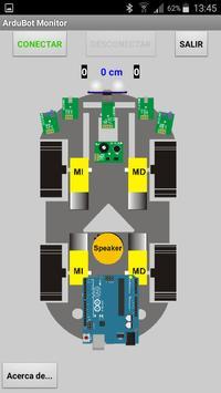 ArduBot Monitor poster