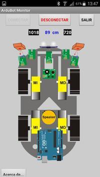 ArduBot Monitor screenshot 1