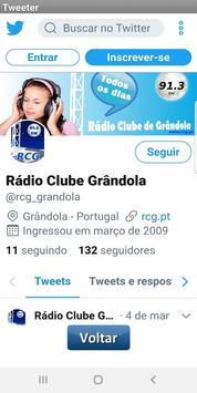 Rádio Clube de Grândola - RCG screenshot 2