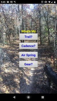 What's My Trail and Cadence? poster