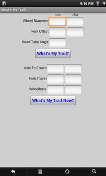 What's My Trail and Cadence? screenshot 1