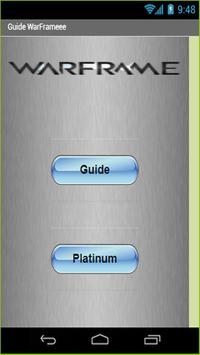 guide warframe for funs screenshot 1