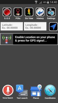 NTA GPS Navigator Free screenshot 3