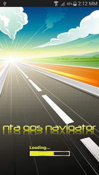 NTA GPS Navigator Free poster