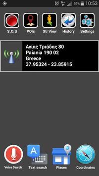 NTA GPS Navigator Free screenshot 1
