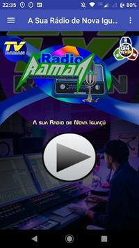 Radio Raman poster