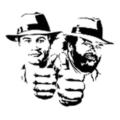Bud Spencer & Terence Hill icon