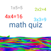 Math quiz (multiplication) by samson icon
