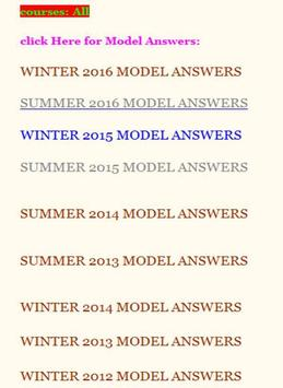 MSBTE Model Answers and Question Papers screenshot 4