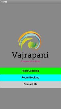 Hotel Vajrapani Sri Lanka poster