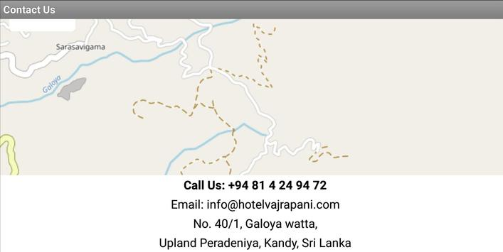 Hotel Vajrapani Sri Lanka screenshot 7