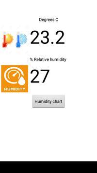 Влажность и температура. poster