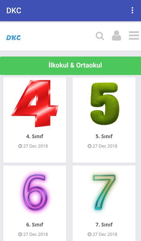 Ders Kitabı Cevapları Dkc For Android Apk Download