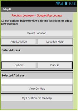 PL Map It screenshot 1