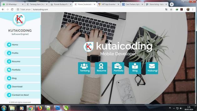 kutaicoding screenshot 6