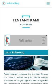 kutaicoding screenshot 1