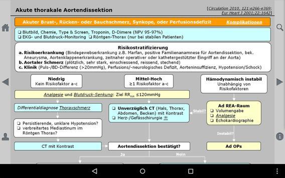 Notfallstandards free screenshot 11