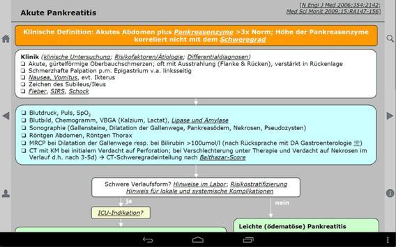 Notfallstandards free screenshot 5