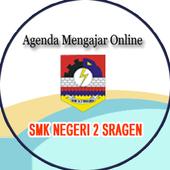 Agenda Mengajar Guru SMK Negeri 2 Sragen icon