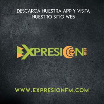 Expresión FM poster