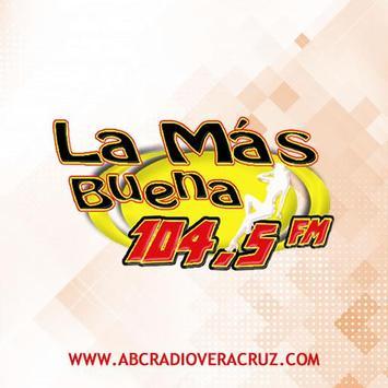 La Más Buena 104.5 FM screenshot 3