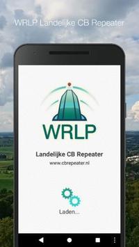 WRLP CB Repeater poster