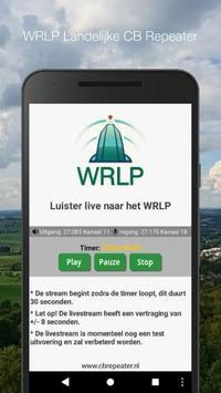 WRLP CB Repeater screenshot 2