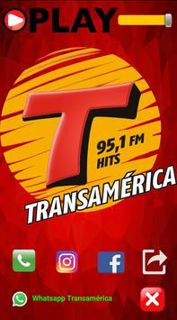 TRANSAMÉRICA 95,1 Fm poster