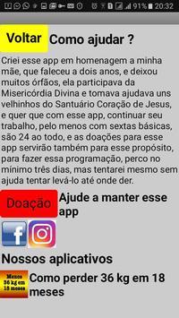Folheto da Santa Missa dos Domingos screenshot 3