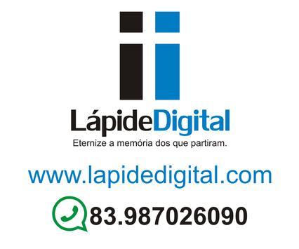 Lápide Digital poster