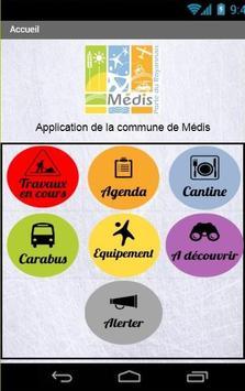 Médis poster