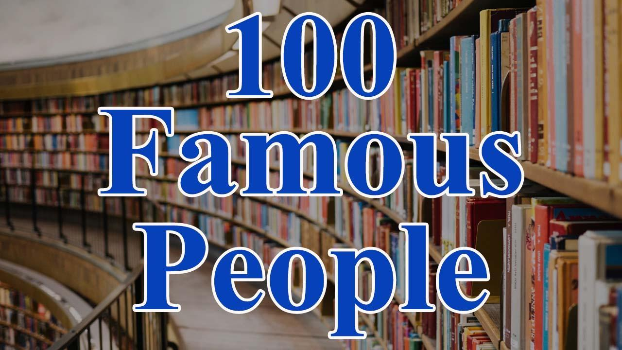 Top Most People 100 Top Most People For Android Apk Download