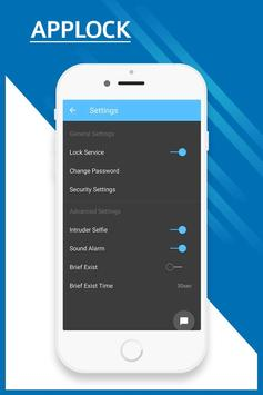AppLock - Lock Apps, PIN Lock & Pattern Lock screenshot 4