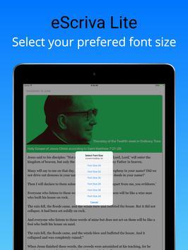eScrivaLite screenshot 17