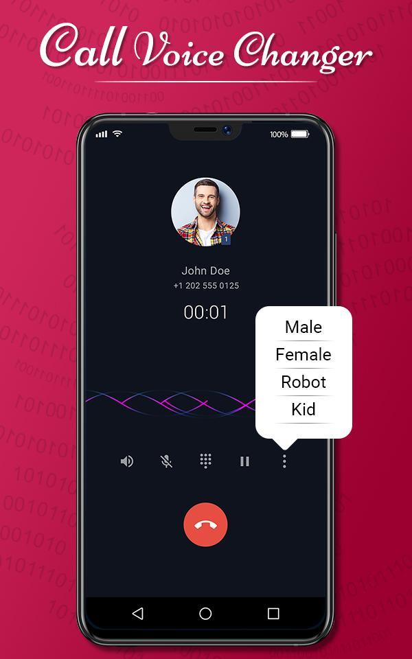 call voice changer software free download for android