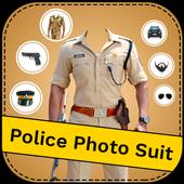 Police Photo Suit : Women & Men Police Suit icon