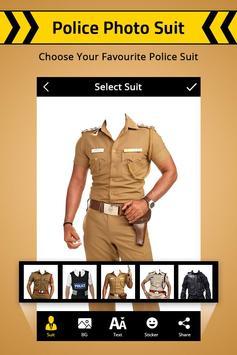 Police Photo Suit : Women & Men Police Suit poster