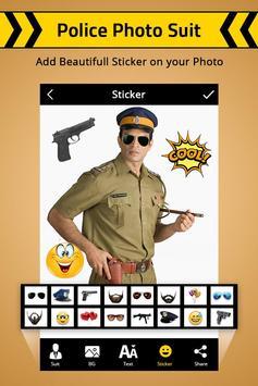 Police Photo Suit : Women & Men Police Suit screenshot 3