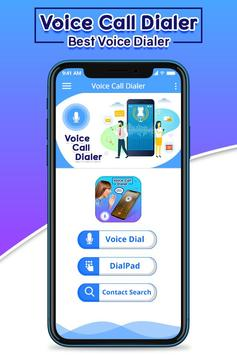 Voice Call Dialer poster