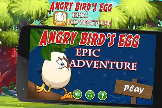 Bird's Egg Epic Adventure poster