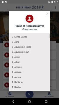PILIPINAS 2019 - Know your Candidate screenshot 2
